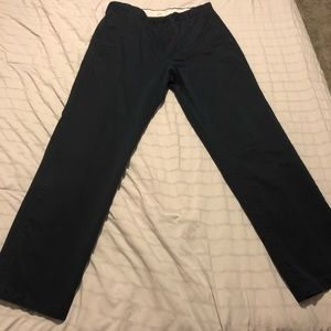 Gap Classic Fit Navy Chinos 38 x 36